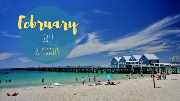Social Media Content Plan Ideas: February 2017