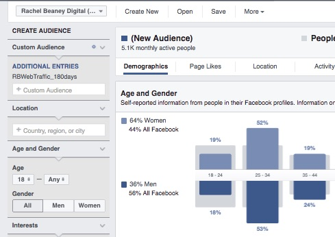 Audience Insights