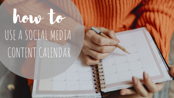 [TEMPLATE] How to Use Social Media Content Calendar